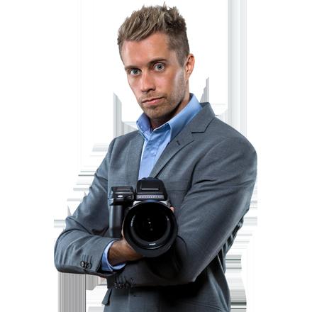fotograf markus p porträttbild