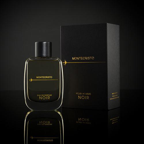 Fotograf Markus P, Montecristo parfymer