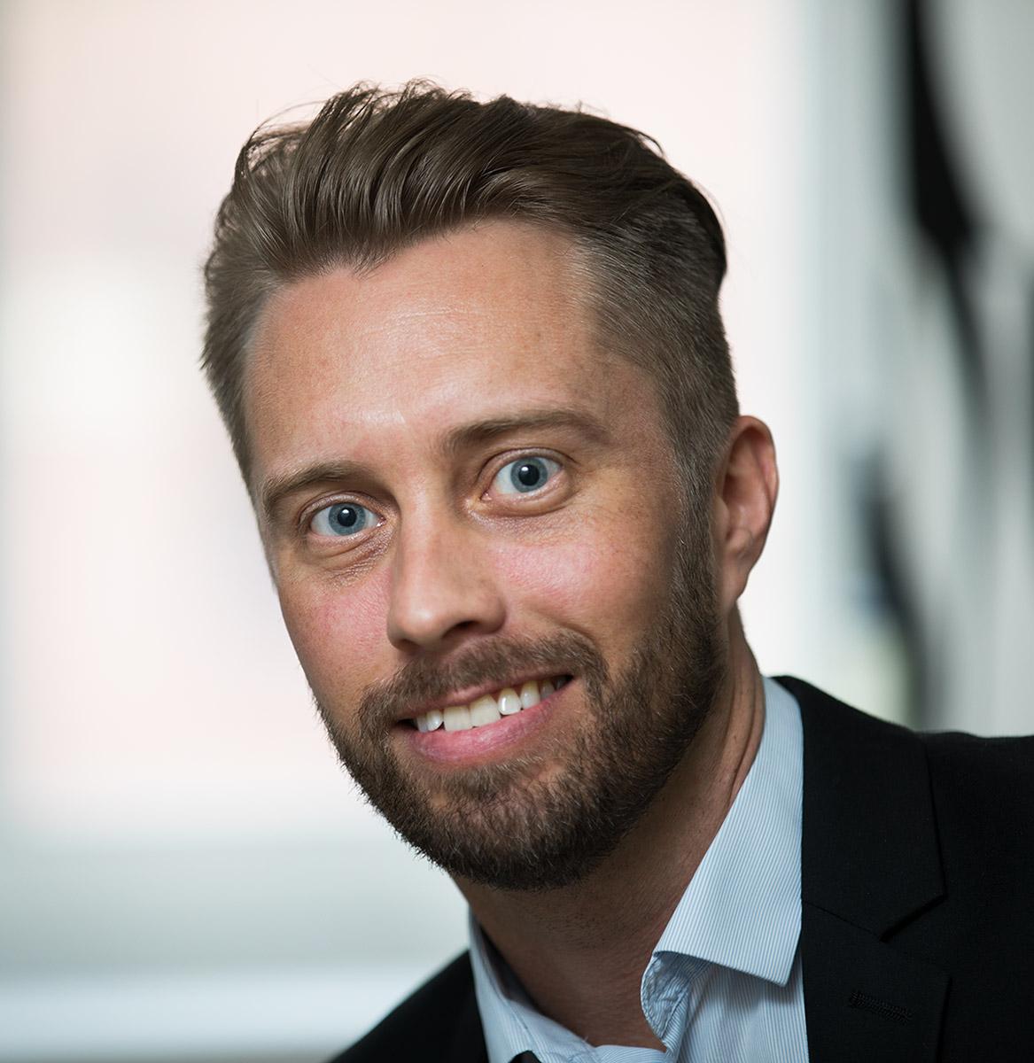 Självporträtt, Fotograf Markus P i Örebro