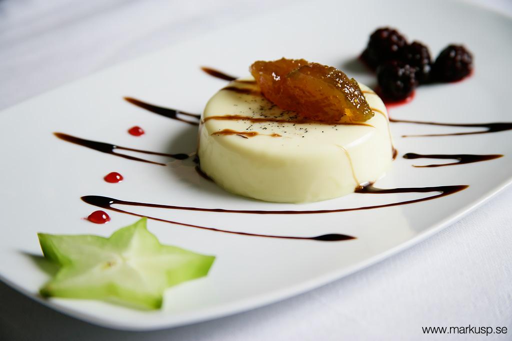 Dessert från Al Forno Italiano