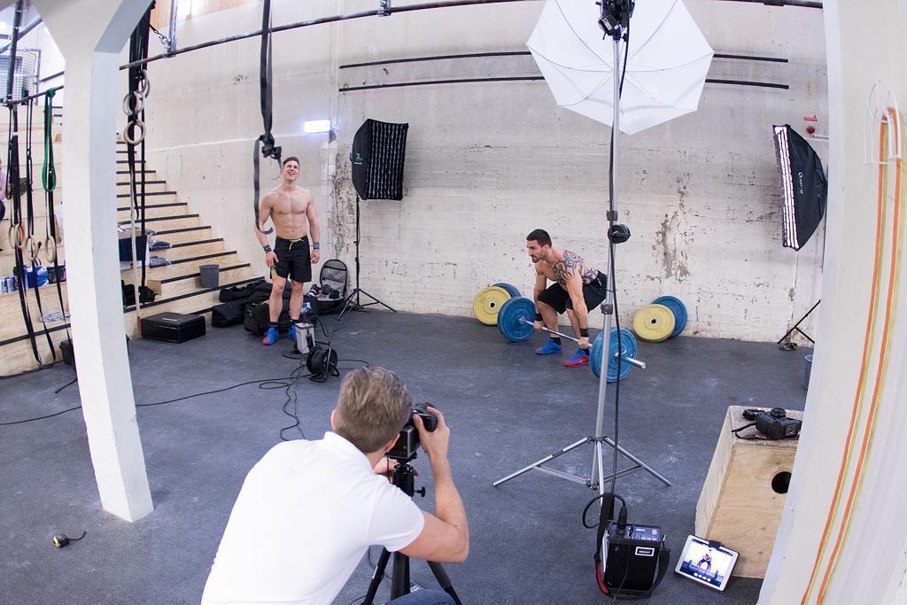 Fitnessfotograf Markus P i Örebro, Peter Blaha, Pansar, Lukas Högberg, Svenskt Kosttillskott