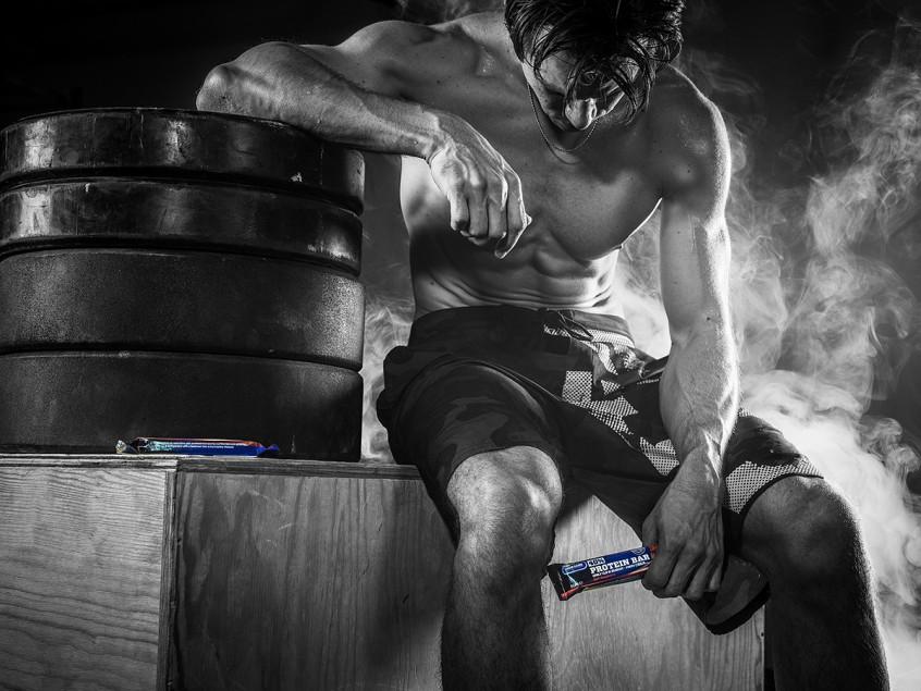 Fitnessfotograf Markus P, Maxim kosttillskott, crossfit bilder