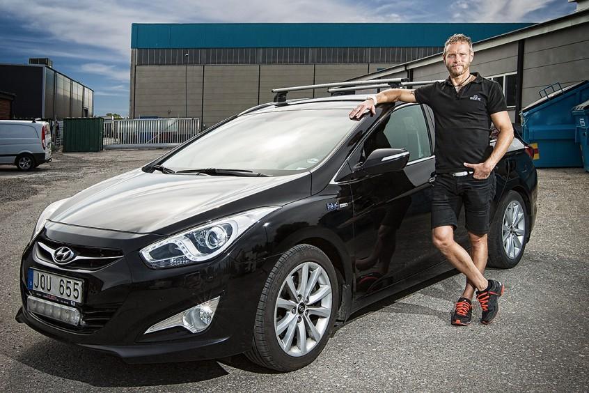Fotograf Markus P i Örebro, Hyundai, Content Innovation