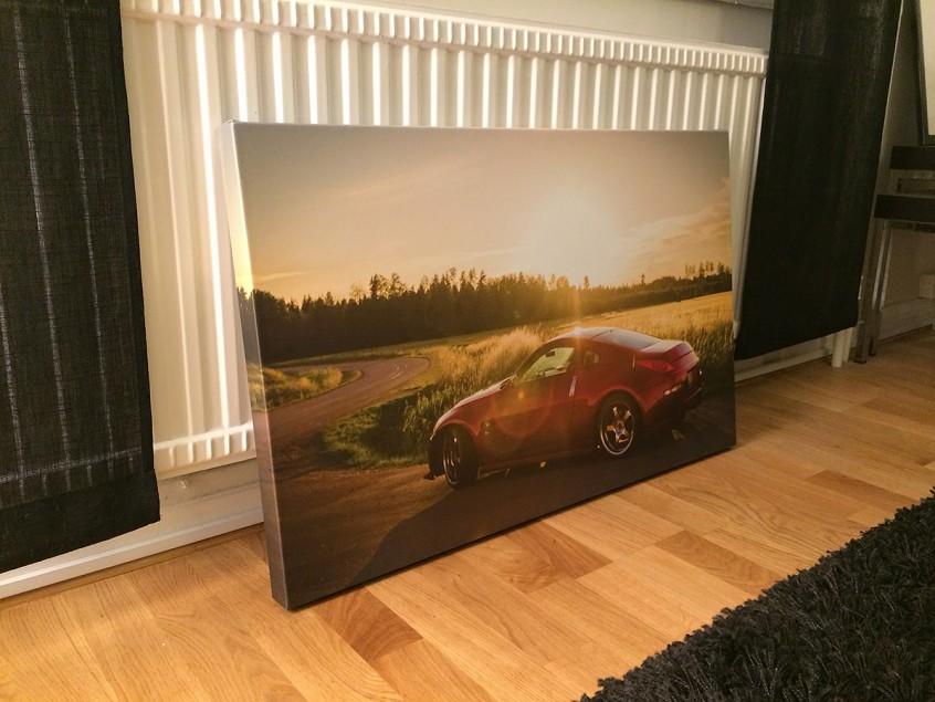 Canvastavla från Canvas of Sweden