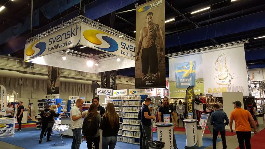Svenskt Kosttillskott Fitnessgalan 2015
