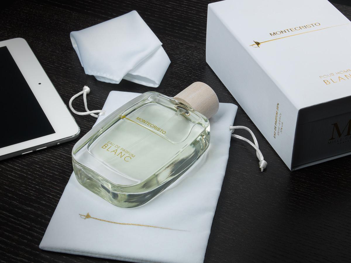 Montecristo Blanc parfym Mille Centum