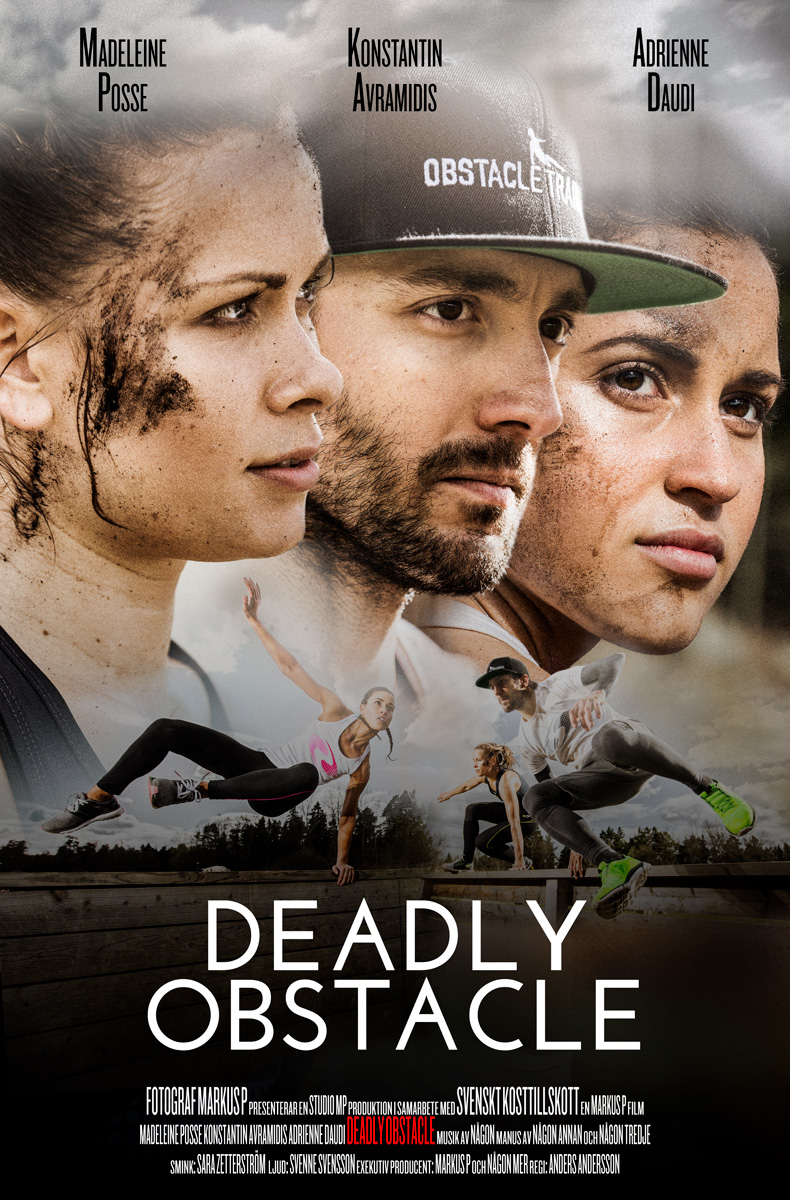 Deadly Obstacle filmaffisch
