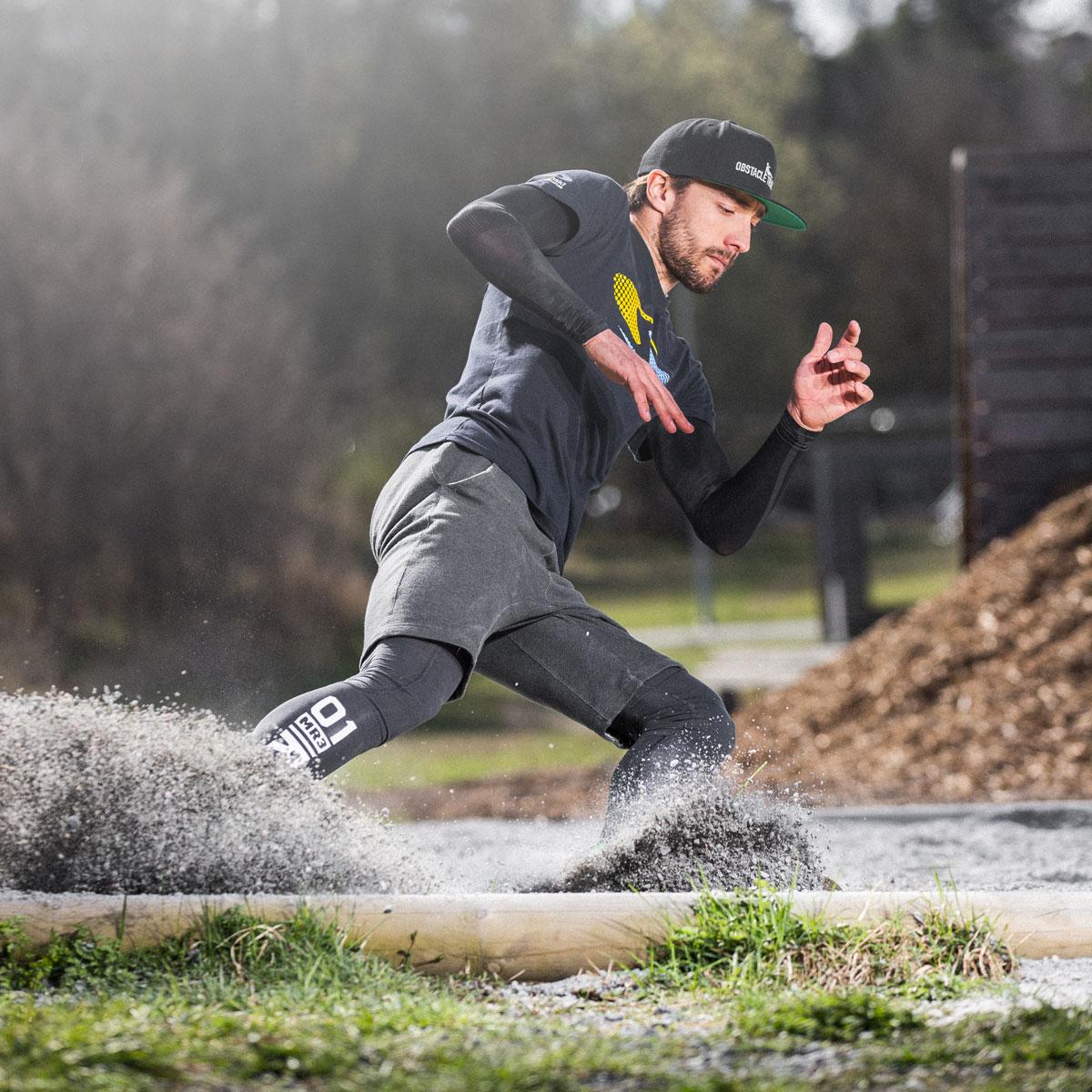 Hypersync och action freeze med Canon Speedlites, Fotograf Markus P