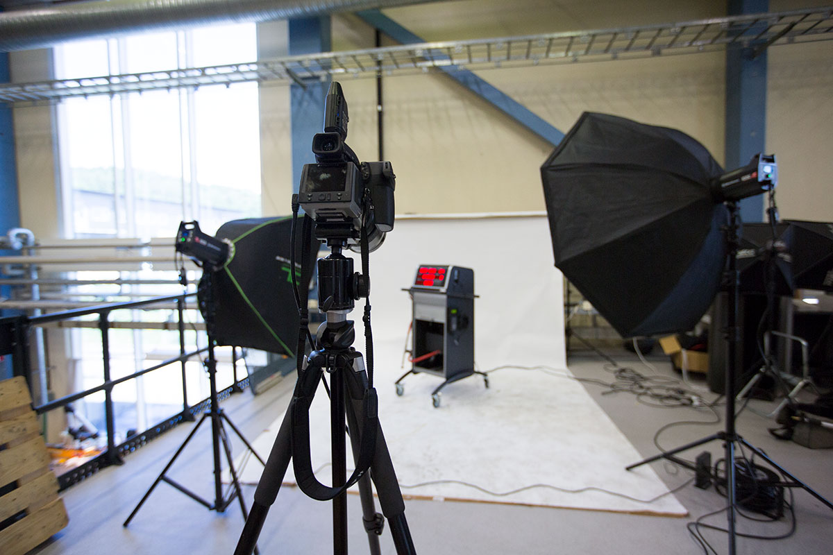 Ljussättning för produktfotografering
