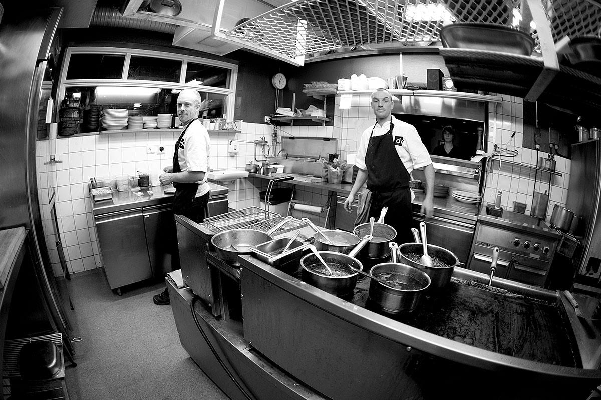 Drängen Örebro, köket matfotografering, Fotograf Markus P i Örebro
