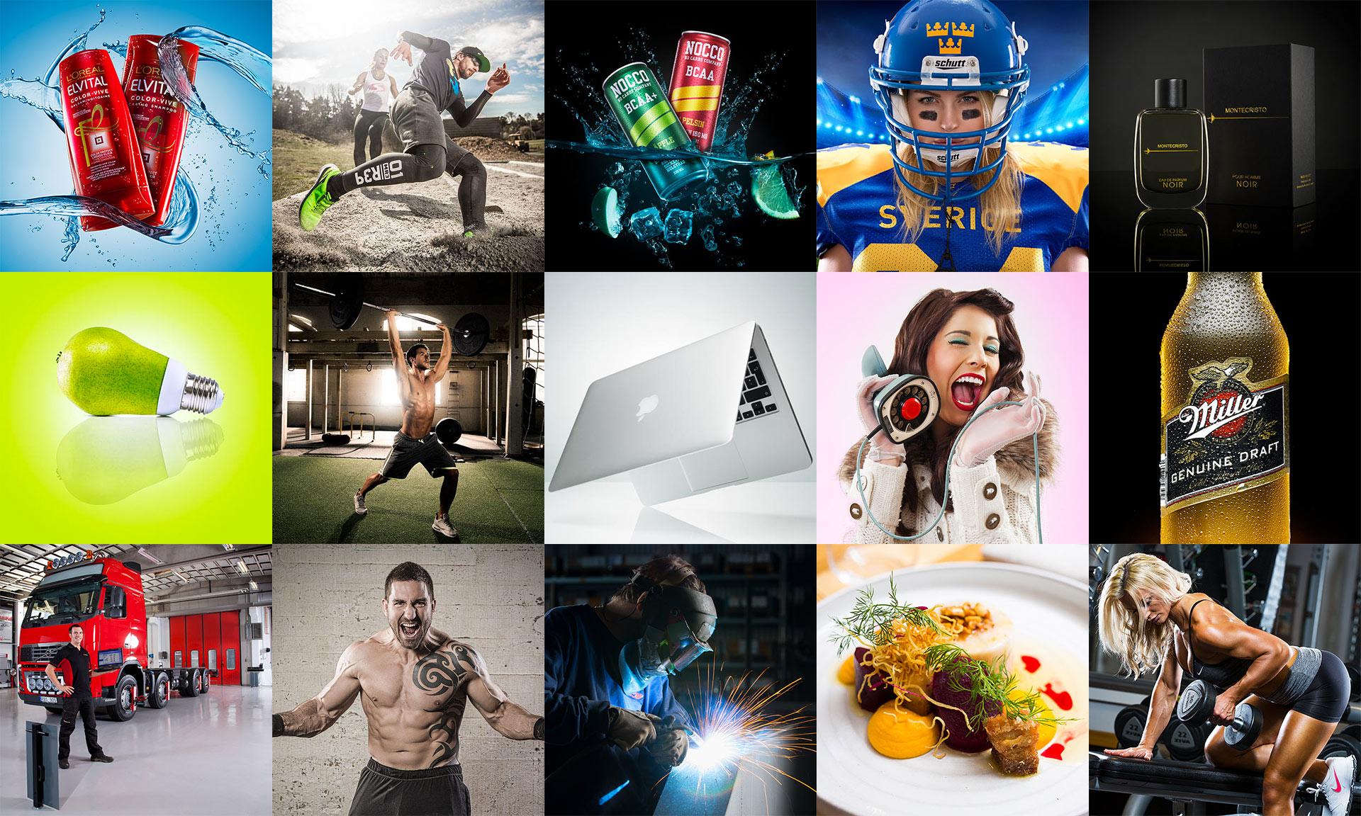 Fotograf i Örebro - Markus P. Fokus på företag, reklam, porträtt, mat & dryck, fitness och produktfoto.