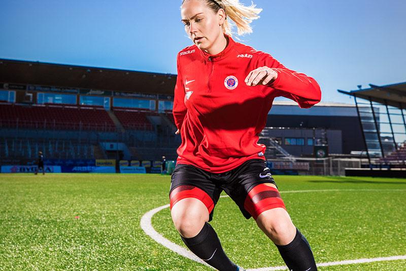 Lisa Dahlqvist, actionbilder och porträtt. Foto: Fotograf Markus P i Örebro