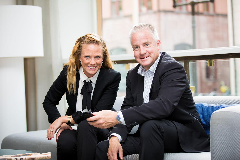 Porträttbild, företag. Foto: Fotograf Markus P i Örebro